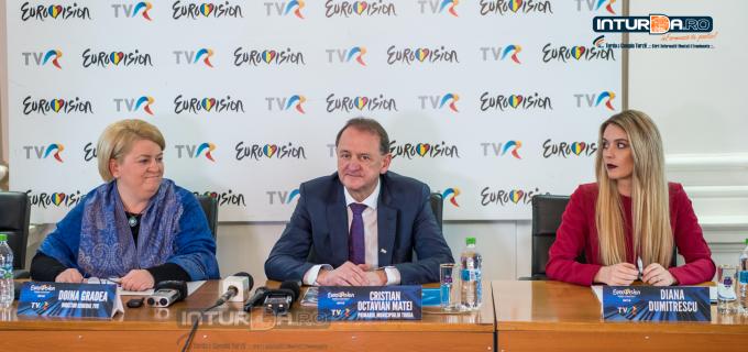 VIDEO/Foto: Salina Turda, prima salină din Europa care găzduiește evenimentul EUROVISION