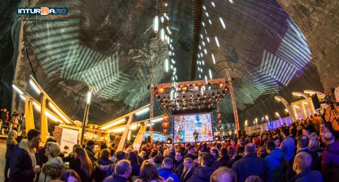 VIDEO/Foto: Claudia Andas, Tiri și Feli au câștigat a patra semifinală a Eurovision, care a avut loc în Salina Turda