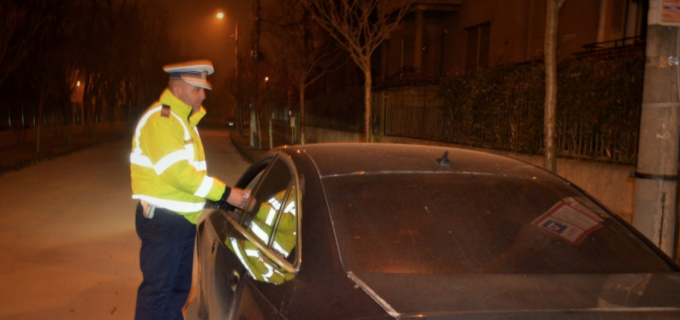 Bărbat de 37 de ani, din Câmpia Turzii, prins la volan deși avea dreptul de a conduce suspendat