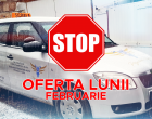 Oferta lunii FEBRUARIE la Școala de Conducere Auto PEGASUS Turda