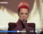 "VIDEO – EuroNews la Salina Turda: ""Artiștii români au scris istorie cântând la 100 de metri sub pământ!"""