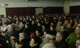 VIDEO: Seară de Romanțe la Câmpia Turzii