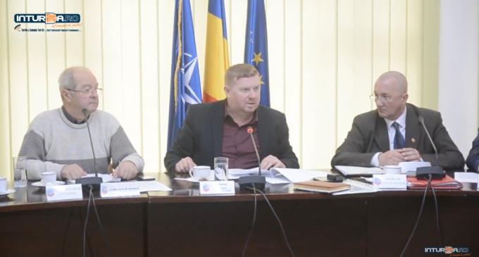 VIDEO: Ședință extraordinară a Consiliului Local al municipiului Câmpia Turzii