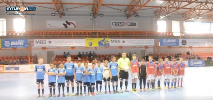 """VIDEO: Olimpiada Națională a Sportului Școlar – Faza Județeană, găzduită de școala """"Teodor Murășanu"""" din Turda"""