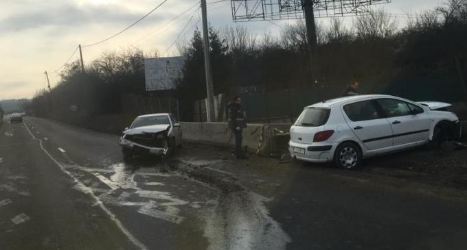Accident rutier la ieșire din Cluj-Napoca înspre Turda