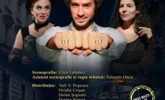 """Comedia """"Bigamul II"""" se joacă la Câmpia Turzii"""