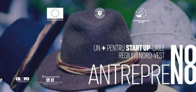 Cursuri GRATUITE de formare antreprenorială în Regiunea Nord Vest pentru doritorii de finanțare tip Start-Up