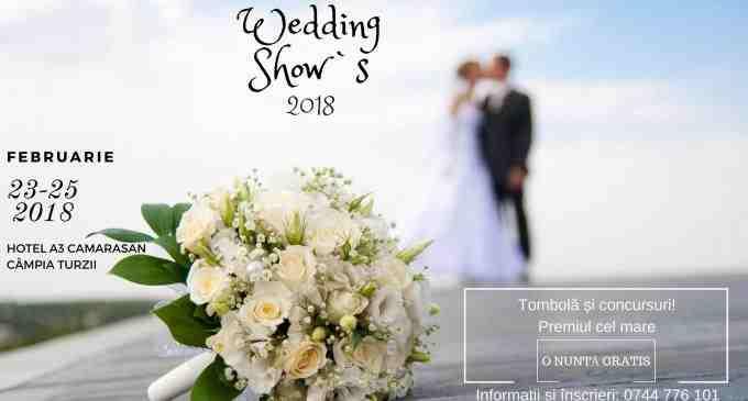 Participă la târgul de nuntă de la Câmpia Turzii și poți câștiga o NUNTĂ GRATUITĂ