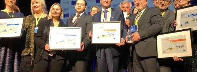 Turda a obținut locul 1 în competiția SUMP AWARDS, pentru cel mai bun plan de mobilitate urbana durabilă, la nivel european