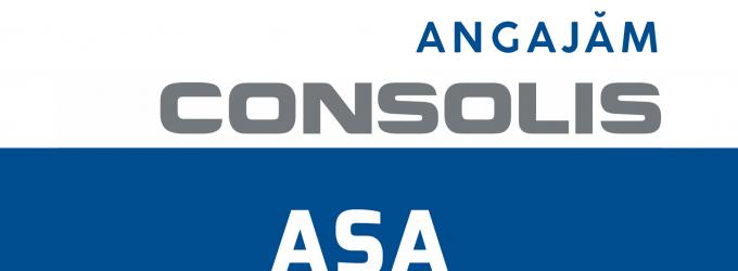 ASA Cons Romania, cu sediul în Turda, angajează ASISTENT MANAGER