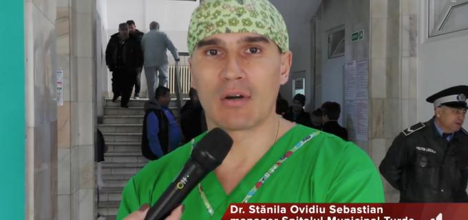 Turdenii au răspuns pozitiv la acțiunea de donare de sânge organizată de Spitalul Municipal Turda