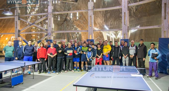 """VIDEO: Cupa """"Salina Turda"""" la tenis de masă, ediția a VI-a"""