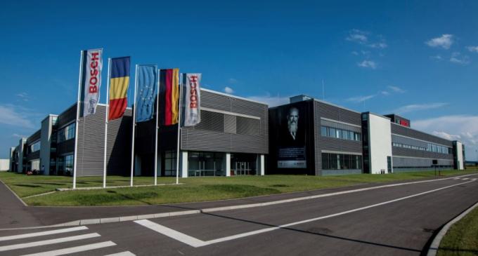 Fabrica Bosch din Cluj angajează persoane cu grad diferit de expertiză,  în producţie, în domeniul tehnic şi comercial