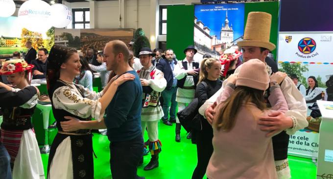 Prezența clujeană la Târgul Internațional de Turism de la Berlin – un succes incontestabil