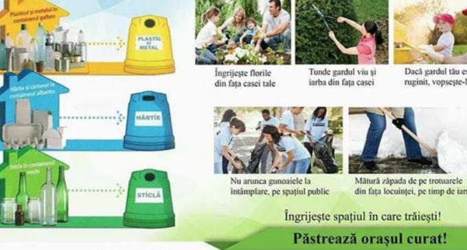 Vezi AICI programul de curățare și întreținere a străzilor din Câmpia Turzii pentru această săptămână