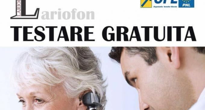 Testarea gratuită a auzului, tensiunii arteriale si a glicemiei la TURDA – OFL are grijă de sănătatea ta!