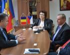 Vizita Ambasadorului Cehiei la Consiliul Județean Cluj