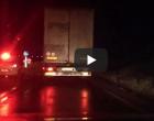 VIDEO: Accident rutier la ieșirea din Vâlcele provocat de un șofer turdean. Acesta a părăsit locul accindetului!