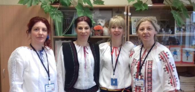 Proiect Erasmus+ la Școala Gimnazială ,,Mihai Viteazul''- Câmpia Turzii. Cooperare pentru inovare și schimb de bune practici