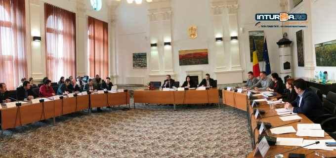 VIDEO: Ședința de Îndată a Consiliului Local Turda