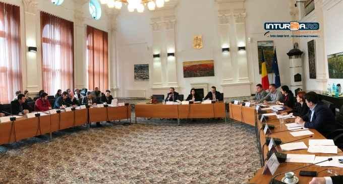 VIDEO: Ședința Ordinară a Consiliului Local al municipiului Turda, din data de 23 mai 2019