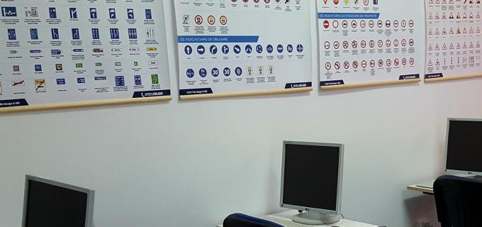 O nouă ȘCOALĂ DE CONDUCERE AUTO în Turda. Vezi aici mai multe detalii despre PEGASUS TEAM