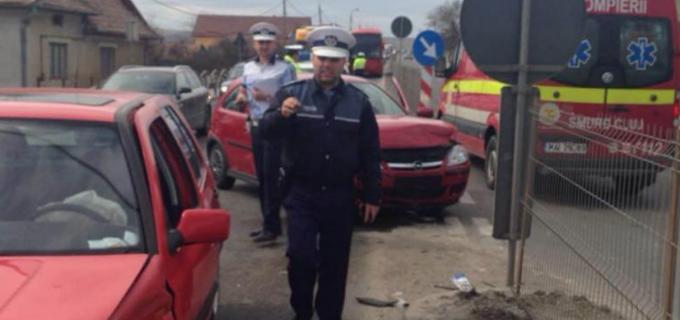 Detalii IPJ Cluj despre accidentul de la Tureni