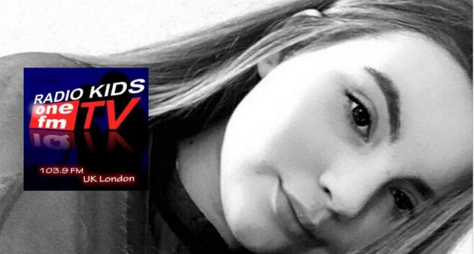 Tânăra cântăreață din Câmpia Turzii, Daciana Constantea, poate fi auzită și la Radio Kids