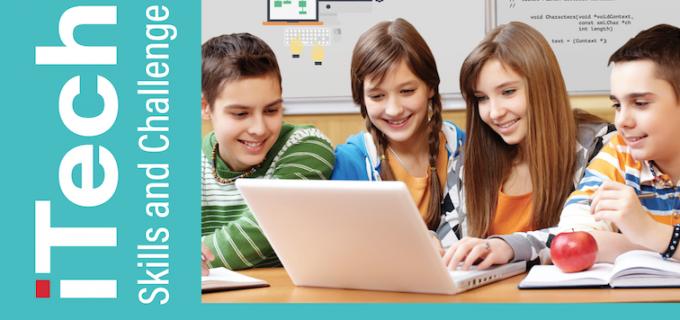 iTech Skills and Challenge: elevii de gimnaziu învaţă să comunice cu tehnologia