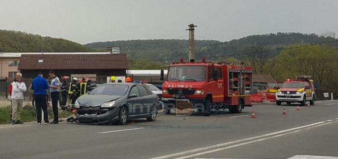 Update IPJ CLUJ: Accident grav la ieșirea din localitatea Vâlcele