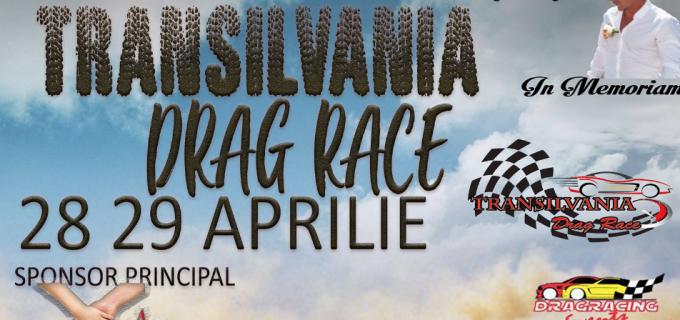 Un nou weekend plin de adrenalină la Câmpia Turzii! Află AICI toate detaliile despre Transilvania DRAG RACE