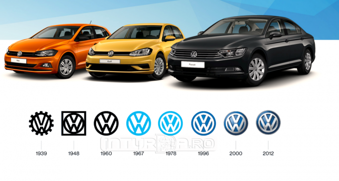 Volkswagen îşi modifică sigla! Nemtii vor să-și refacă imaginea afectată de Dieselgate
