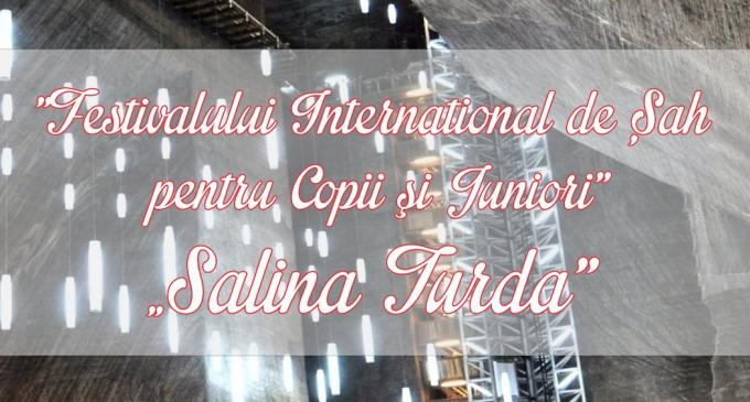 """Festivalul International de Sah pentru Copii """"Salina Turda"""",editia a IV-a"""