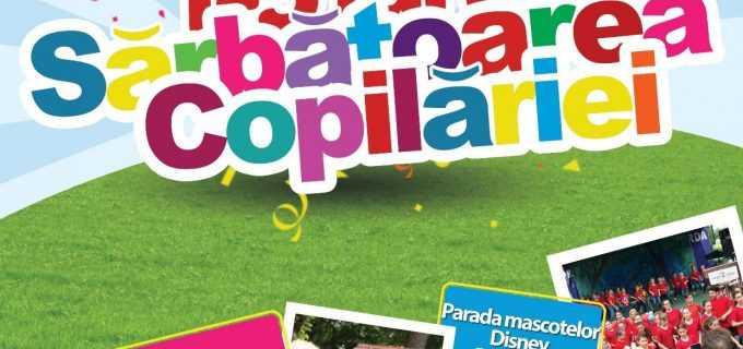 Sărbătoarea Copilăriei – Parcul Central se transformă în tărâmul distracției în perioada 1-3 iunie!