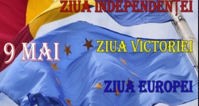 Primăria Municipiului Câmpia Turzii organizează manifestări cu prilejul sărbătoririi Zilei Independentei de Stat a României, a Victoriei şi a Europei