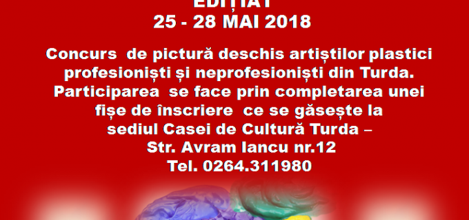 Concurs Municipal de Pictură – Centrul Istoric al Turzii