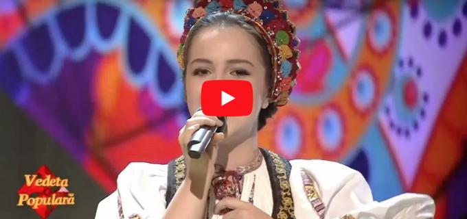 VIDEO: Turdeanca Oana Venţel, prima semifinalistă Vedeta populară – TVR