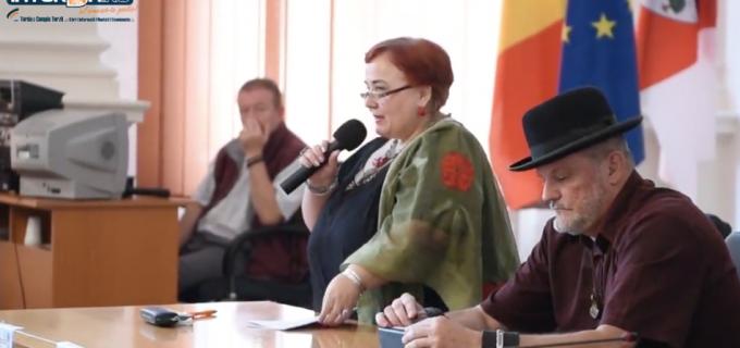 VIDEO: Primăria Turda a găzduit un dublu eveniment cultural cu ocazia Centenarului
