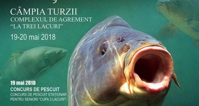 FESTIVALUL PEȘTELUI – două zile dedicate pescuitului și gastronomiei pescărești la Câmpia Turzii