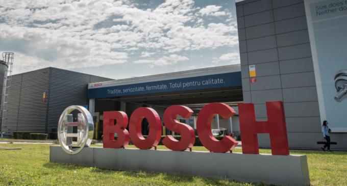 Bosch pune piatra de temelie pentru o nouă clădire de birouri