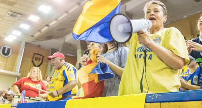 Potaissa Turda a obținut o nouă victorie în Liga Zimbrilor