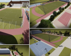La Colegiul National Mihai Viteazu va fi construită cea mai modernă bază sportivă din municipiu!