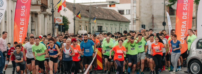 """Comunicat de presa post eveniment + VIDEO Oficial """"Alergăm pentru cei care nu pot alerga"""""""