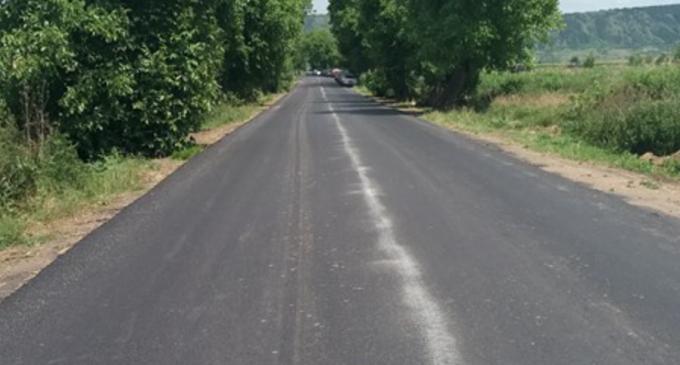 ucrări de întreţinere pe 21 de kilometri ai drumului judeţean 107M, sectorul Săcel – Băişoara – Iara – Buru – limită cu județul Alba