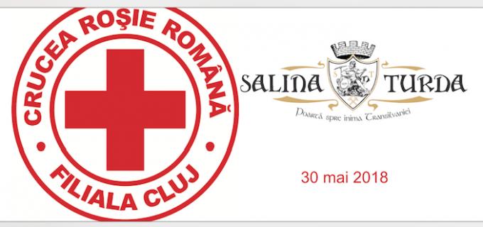 """Faza zonală a Concursului pentru sănătate și prim ajutor """"Sanitarii Priceputi"""", se va desfășura în Salina Turda"""
