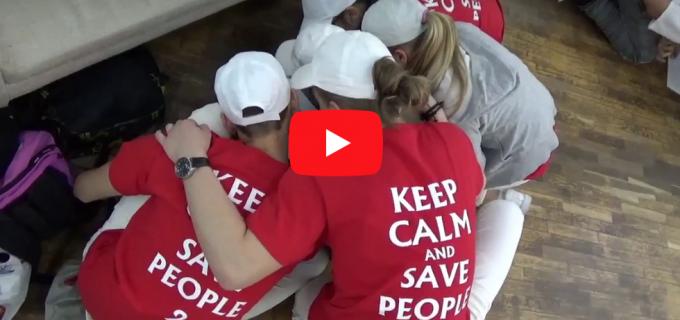 """VIDEO/Foto: Salina Turda a găzduit concursul de sănătate și prim ajutor """"Sanitarii Priceputi"""""""