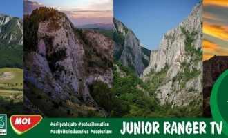 Descoperă, învată și protejează natura cu Junior Ranger TV