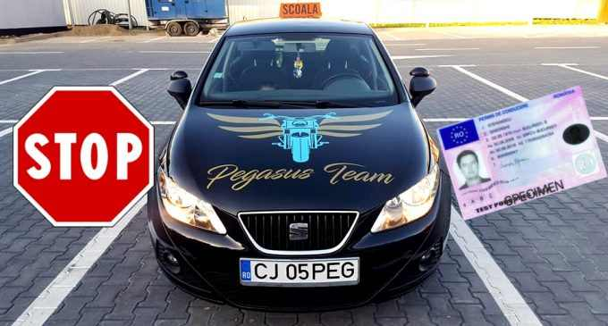 Cea mai nouă Școală de Conducere Auto din Turda, PEGASUS TEAM, se dezvoltă