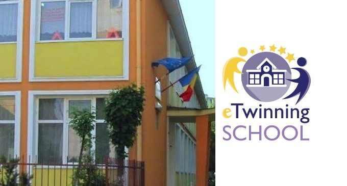 """Şcoala Gimnazială """"Avram Iancu"""" din Turda a primit Certificat European eTwinning"""
