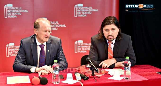 VIDEO: Conferintă de presă – Festivalul International de Teatru Turda, editia a doua!